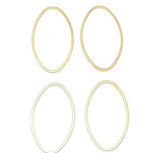 ottone nichel free per collane