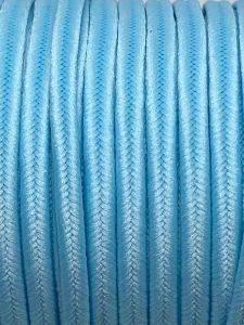 Piattina Soutache 3mm Misura:1mt Colore :Azzurro Mare Art: S1