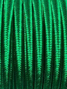 Piattina Soutache Rayon 3mm Misura:1mt Colore :Verde Smeraldo Art: S52