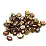 Samos®Par Puca® Misure: 5x7mm Quantità:10gr Colore:Yellow Gold Metallic Iris Art P919